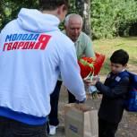 В Смоленской области акция «Собери ребенка в школу» охватила около 400 детей