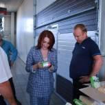 Депутат оценила ход работ по партроекту «Культура малой Родины» в Целинном районе