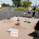 В Нижнетавдинском районе провели танковые турниры