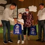Депутаты-единороссы Сергиева Посада поздравили детей с новым учебным годом