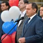 Брынцалов поздравил подмосковных школьников, их родителей и учителей с Днем знаний