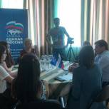 В Чехове состоялся «Медиа Ланч»