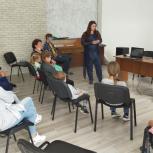 В Филевском парке для многодетных семей организовали мастер-класс по кинопробам