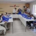 Секретарь Цунтинского местного отделения присоединился к акции «Собери ребенка в школу»