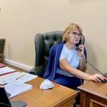 Депутат Мосгордумы Людмила Гусева ответила на вопросы жителей ЮЗАО о школьном образовании в столице