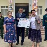Красногорские единороссы посетили школы, чтобы поздравить учеников, педагогов и родителей с Днем знаний