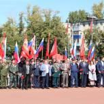 Пензенские единороссы присоединились к всероссийской акции «Цветы памяти»