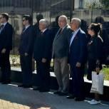 В Спасске открыли мемориал павшим в годы Великой Отечественной войны