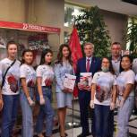 Жители Тюменской области написали «Диктант Победы» на 74 площадках