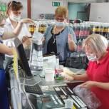 Проверка «Народного контроля» выявила сорбиновую кислоту и кишечную палочку в продуктах одного из саратовских магазинов