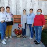 Шемышейский район: Цветы Победы