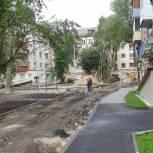 Благоустройство дворов на контроле у регионального координатора партпроекта «Городская среда»