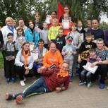 В Алтуфьевском районе любимой столице посвятили легкоатлетический забег
