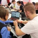 В Мурманской области начал работу мобильный технопарк