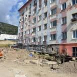 Улицу Приморскую в Магадане начнут благоустраивать в 2021 году