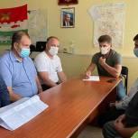 Волонтерский центр «Единой России» помогает устранять последствия тайфуна «Майсак» в Приморье