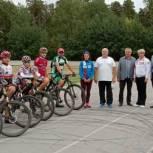 В Липецке открылась велошкола