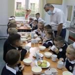 Мытищинские единороссы начали проверять обеспечение младших школьников горячим питанием