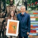 Юные художники получили награды за рисунки, посвященные балету «Конек-Горбунок»
