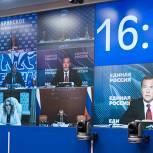 Татьяна Голикова: Правительство признательно «Единой России» за совместную работу