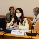 Швецова: В регионе созданы все условия для успешной самореализации молодежи