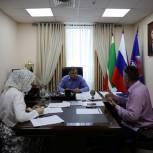 В рамках недели приемов по вопросам здравоохранения к депутату Госдумы обратились двенадцать жителей Чеченской Республики
