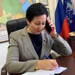 Депутат Государственной Думы Оксана Бондарь продолжает рабочие встречи в своём избирательном округе