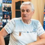 Гость редакции: екатеринбуржец рассказал о военном детстве и подвиге отца-фронтовика