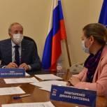 Николай Брыкин и Виктор Рейн окажут содействие тюменцам в получении качественной медицинской помощи
