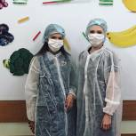 Валентина Бондаренко провела мониторинг наличия и качества бесплатного горячего питания для младшеклассников