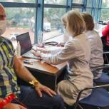 В Балашихе «Единая Россия» держит на контроле реализацию программы скрининга