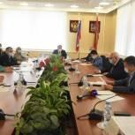 В Брянске состоялся круглый стол по вопросам организации системы здравоохранения