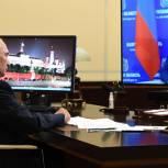 Владимир Путин пообещал помочь Калужской области решить проблему с обеспечением жильем детей-сирот