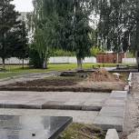 В войсковой части Рязани обновляют мемориал