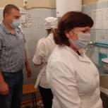 В школах Пугачевского района строго соблюдают санитарные нормы