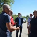 Депутат Государственной Думы Иван Демченко встретился с жителями Крымского района