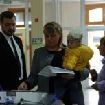 В Тюменской области открылись избирательные участки