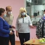 Депутат Государственной думы Оксана Пушкина посетила Можайск с рабочим визитом