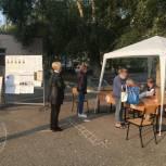 На избирательных участках Брянской области наблюдается высокая активность граждан