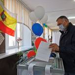 В Михайловском районе активным ходом идет голосование