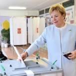 Партийцы Коми проголосовали на досрочных выборах