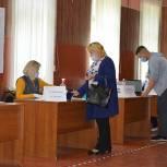В Рязанской области проголосовали более 27% избирателей