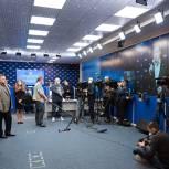 Дмитрий Медведев: «Единая Россия» как правящая партия заинтересована в абсолютно чистых выборах