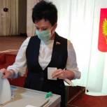 Валентина Миронова:  Я отдала свой голос за сильную, развивающуюся Брянщину