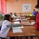 В регионе продолжается Единый день голосования