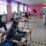 В Тюменской области явка на выборах на 12.00 превысила 12%