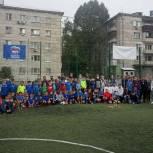 """Детский футбольный клуб """"Луч"""" отметил  день рождения"""