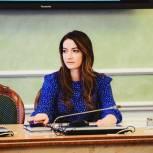 Швецова: Молодежь получила поддержку жителей на выборах