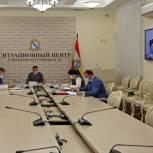 Губернатор обсудил с руководителями профильных комитетов темпы реализации национальных проектов