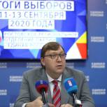 Александр Ищенко: «Единая Россия» одержала убедительную победу на выборах в Ростовской области
